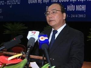 Phó Thủ tướng Chính phủ Nguyễn Xuân Phúc. (Ảnh: TTXVN)