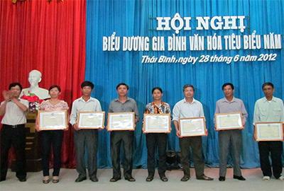 Thái Bình: Chất lượng của Phong trào xây dựng đời sống văn hoá ở huyện Vũ Thư