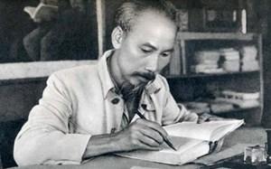 Di chúc của Chủ tịch Hồ Chí Minh có giá trị vĩnh hằng