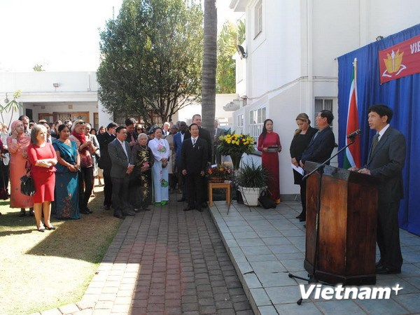 Đại sứ quán Việt Nam tại Nam Phi kỷ niệm ngày Quốc khánh