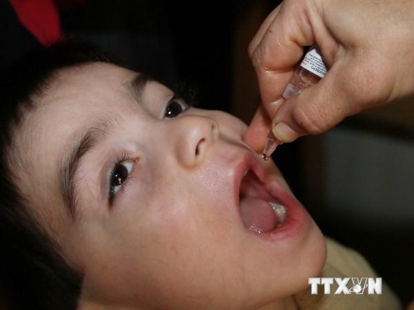 Vừa tiêm vừa uống vắcxin - lựa chọn tốt nhất để chống bại liệt