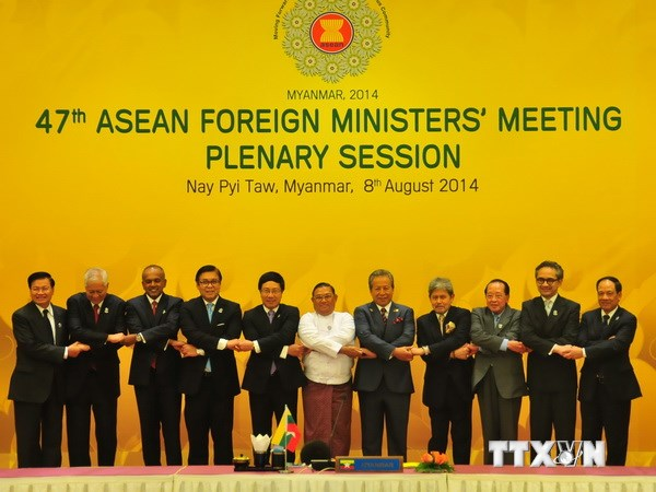 Việt Nam đóng góp tích cực tăng cường đoàn kết của ASEAN