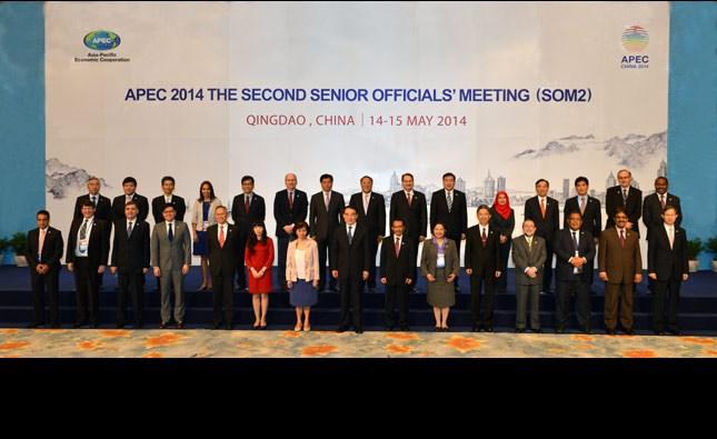 Khai mạc hội nghị quan chức cấp cao APEC lần 3 tại Trung Quốc