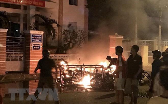 """Với thủ đoạn """"đánh tráo khái niệm"""", các thế lực thù địch đã kích động một số người dân biểu tình, gây rối ở Bình Thuận"""