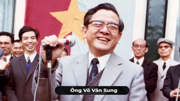 Đại sứ Võ Văn Sung – Nguyên Đại sứ đặc mệnh toàn quyền Việt Nam tại Pháp, người đề xuất chọn Paris làm địa diểm đàm phán