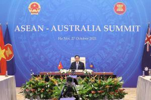 Thủ tướng mong muốn Australia tiếp tục ủng hộ nỗ lực của ASEAN