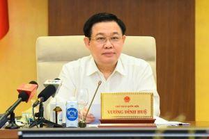 Chủ tịch Quốc hội Vương Đình Huệ: Còn nhiều khoản chi tiêu lãng phí